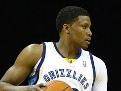 Can a healthy Rudy Gay propel the Memphis Grizzlies into the NBA Finals:?