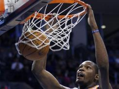 Is this the season Kevin Durant leads the Oklahoma City Thunder to the NBA Finals?: