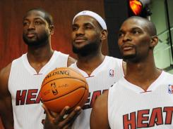 Are the Miami Heat ready to win the NBA title? They think so.
