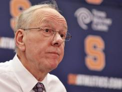 Syracuse's Jim Boeheim has left himself and the school vulnerable to the defamation suit brought by former ball boys Bobby Davis and Mike Lang.