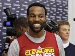 Baron Davis, if he's healthy, could be an attractive option at point guard for some teams. Davis is 32.