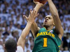 Baylor forward Perry Jones III, who entered the game averaging 15.7 points, scored a career-high 28 Saturday against Brigham Young.