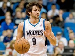 TIMBERWOLVES working on minutes for point guards