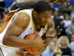Joshua Smith started the season out of shape. UCLA coach Ben Howland hopes Smith and the Bruins will improve quickly.