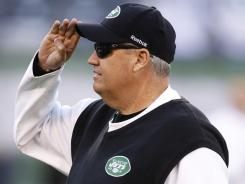 Rex Ryan is trying to guide the Jets to postseason for the third consecutive year.