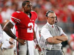 The fallout from the actions of former quarterback Terrelle Pryor and coach Jim Tressel will cost Ohio State's bowl eligibility in 2012.