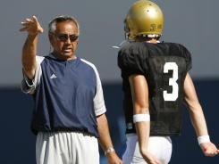 In addition to coaching in the NFL, Norm Chow has been offensive coordinator at Brigham Young, USC, UCLA and Utah.