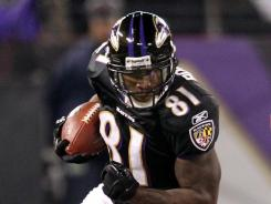 Ravens wide reciver Anquan Boldin had surgery Thursday but should be back for Baltimore's playoff run.