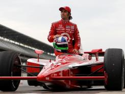 Dario Franchitti, the reigning IndyCar champion, will try to defend his title when the 2012 season opens March 25.