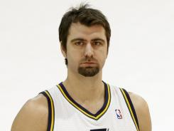 Mehmet Okur played in just 13 games last season due to injury.