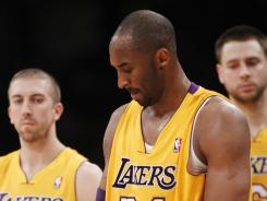 Los Angeles Lakers could struggle mightily under new coach Mike Brown