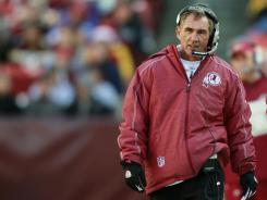 Mike Shanahan's have lost 10 games for the second season in a row.