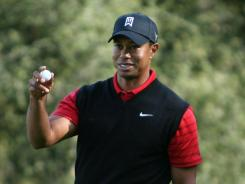 Tiger Woods turns 36 on Dec. 30. Can he still catch Jack Nicklaus?