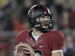 A loss this weekend could be a long-term victory if it gives the Indianapolis Colts the opportunity to draft Stanford quarterback Andrew Luck.