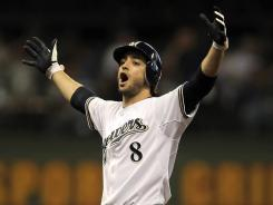 According to reports on December 10, NL MVP Ryan Braun tested positive for performance enhancing drugs. Braun is disputing the results.