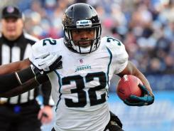 Maurice Jones-Drew has been the No. 1 fantasy running back in December and leads the NFL in rushing yards with 1,437.