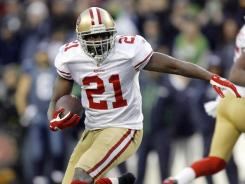 San Francisco 49ers running back Frank Gore has ran for nine touchdowns over the last 11 meetings with the St. Louis Rams.