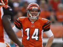 The Bengals and QB Andy Dalton can reach the playoffs with a win over the Ravens on Sunday.