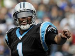 Panthers QB Cam Newton has sparked a turnaround in Carolina.