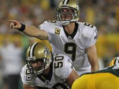 Saints QB Drew Brees would love a second shot at the Packers in the 2011 postseason.