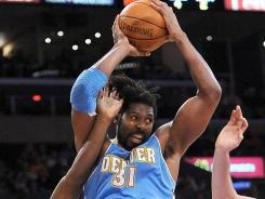 Despite losing several of their players from last year's 50-win club, the Nuggets plan to rely on proven fixtures such as Nene.