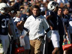 Penn State quarterbacks coach Jay Paterno may have coached his final game with the Nittany Lions.