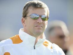 Tennessee assistant coach Justin Wilcox is leaving to become Washington's defensive coordinator.