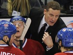 The hiring of Randy Cunneyworth as interim coach of the Montreal Canadiens sparked a controversy in Quebec province because he doesn't speak French.