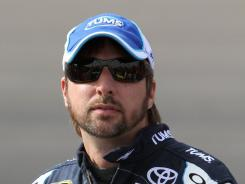 David Reutimann was left without a ride at the end of 2011 when he was squeezed out at Michael Waltrip Racing, where Mark Martin and Clint Bowyer are coming aboard for 2012.