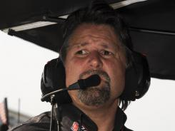 Michael Andretti looks to become Donald Trump's next Celebrity Apprentice as he competes on the NBC show.