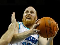 Hornets center Chris Kaman's affinity for hunting began in his youth with his father and brother. He's part of a deep frontcourt in New Orleans