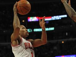 Despite Chicago's impressive 5-1 start, Bulls guard Derrick Rose, last year's MVP, believes there's room for improvement.