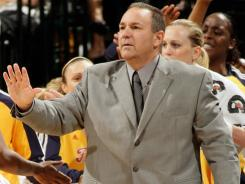 New Shock head coach Gary Kloppenburg has been an assistant coach with the WNBA's Indiana Fever and Seattle Storm and the NBA's Charlotte Bobcats.