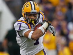 Tyrann Mathieu makes the big plays for the Louisiana State University Tigers.
