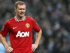 Manchester United legend Paul Scholes is coming out of retirement to help the Red Devils' close out their 2011-12 campaign.
