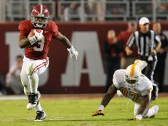 Trent Richardson is the biggest playmaker for the Alabama Crimson Tide.
