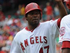 Howie Kendrick hit .285 with 18 home runs and 63 RBI for the Angels in 2011 and made his first All-Star team.