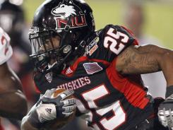 NIU and Arkansas State meet today in GoDaddy.com Bowl