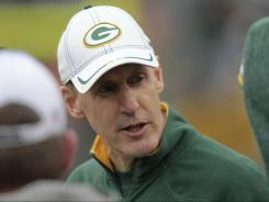 Green Bay Packers offensive coordinator Joe Philbin's son is missing.