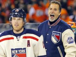 Brad Richards and coach John Tortorella won a Stanley Cup with Tampa Bay in 2004 - and could do so with the Rangers.