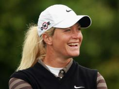 World No. 2 Suzann Pettersen of Norway is pleased with the 27 events, including a return to Kingsmill, on the 2012 LPGA schedule.