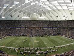 The Vikings' claim a new stadium on the site of the Metrodome will incur $67 million in hidden costs.