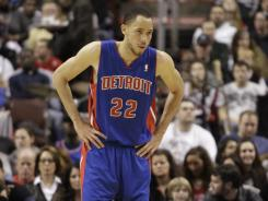 Veteran Detroit Pistons forward Tayshaun Prince said he is embarrassed by the team's 2-8 start.