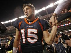 The Denver Broncos' Tim Tebow is not your average quarterback.