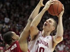 Indiana freshman Cody Zeller put up 14 points in his first meeting with Ohio State and Jared Sullinger, a 74-70 IU victory Dec. 31.