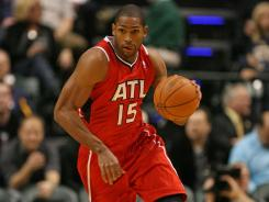 Sports Shorts: Hawks' Horford out 3-4 months