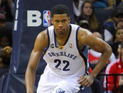 Rudy Gay had a game-high 24 points to help Memphis snap Chicago's five-game winning streak.