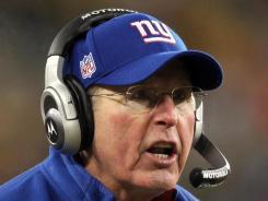 Giants coach Tom Coughlin again has silenced the critics in New York.