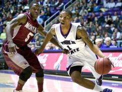 Weber State's Damian Lillard leads the nation with 25.5 points per game.