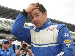 Oriol Servia lost his job at Newman/Haas Racing after its shop was closed following the 2011 season.
